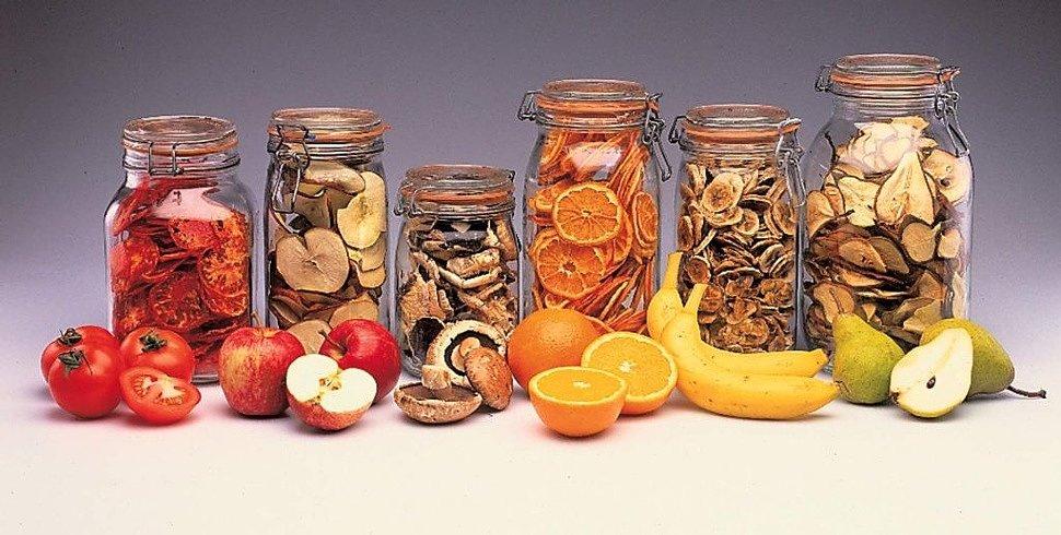 Сушка овощей и фруктов при помощи электросушилки