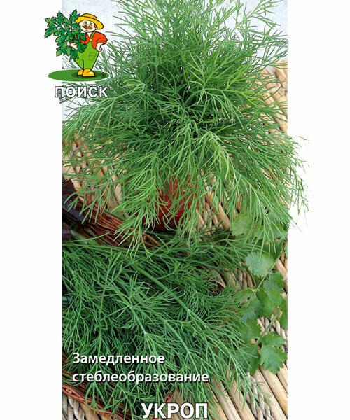 Укроп Лесногородский (простой пакет) семена купить по низким ценам с доставкой в интернет магазине Садовый Мир